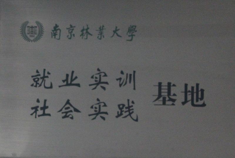 南京林业大学就业实训社会实践基地